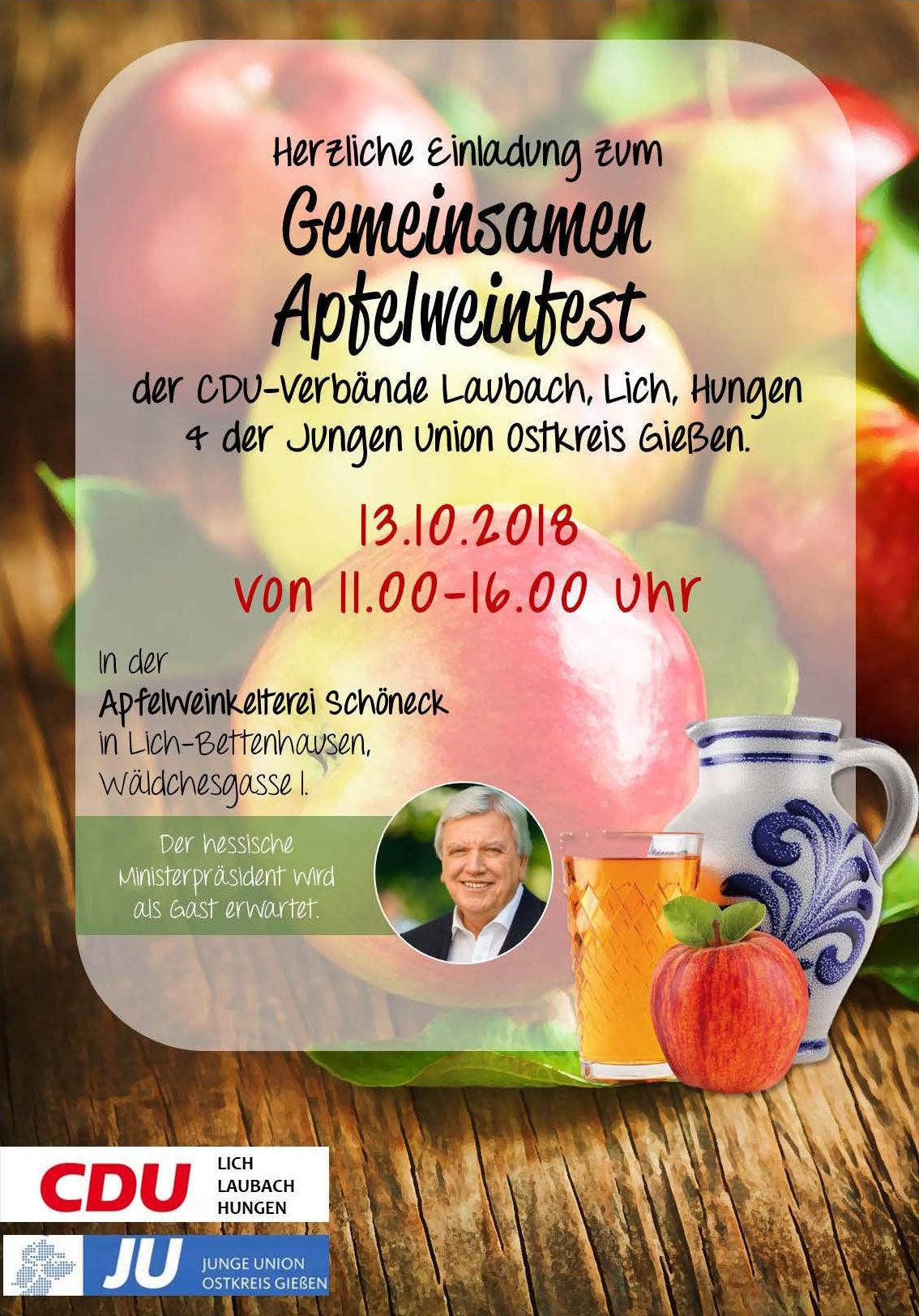 Flyer_Apfelweinfest