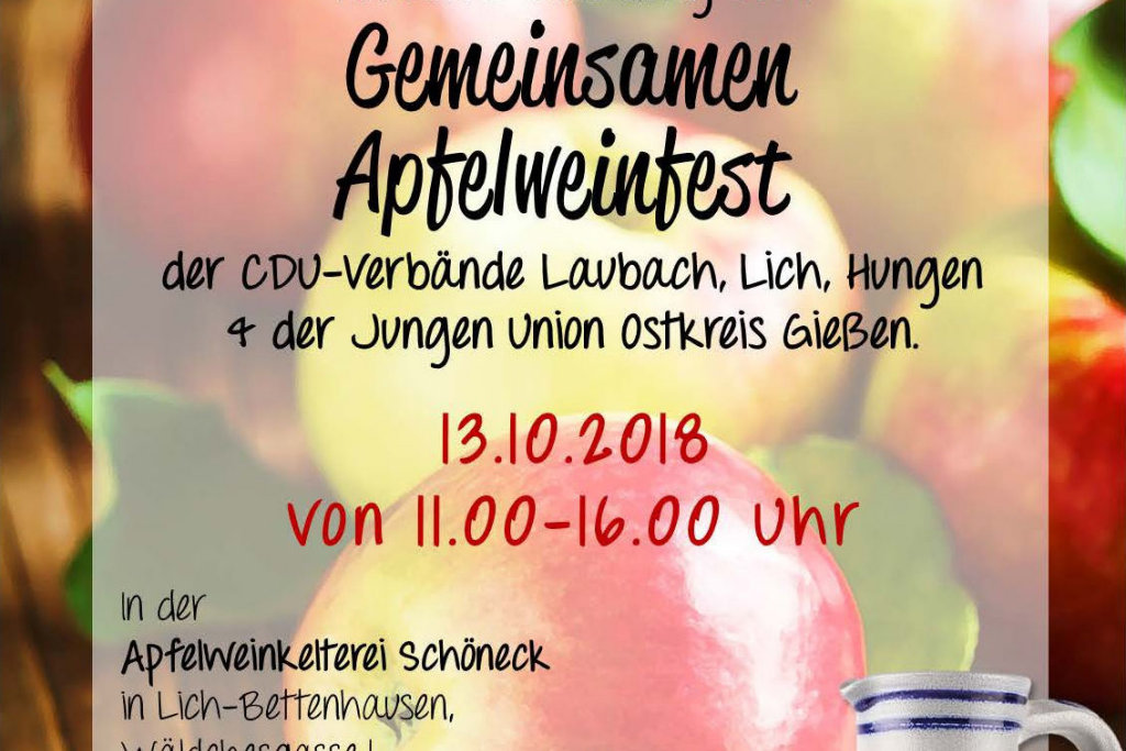 Apfelweinfest